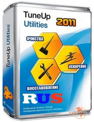 TuneUp Utilities 2011 v 10.0.4300.9