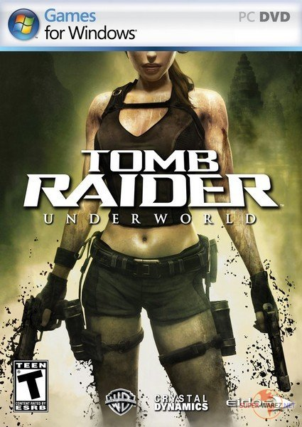 Tomb Raider Underworld (2008/RegionFree/RUS) Xbox 360