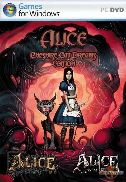 Alice: Cheshire Cat Dreams Edition (2011/ENG/RUS/RePack)