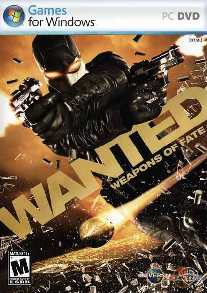 Wanted: Weapons of Fate (2009/RUS/RePack)