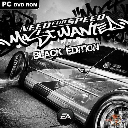 Need for Speed: Most Wanted - Black Edition (2006/RUS/ENG/Repack)