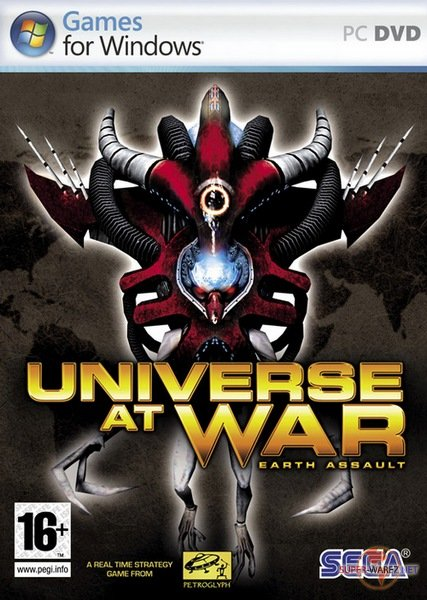 Universe at War: Earth Assault (2007/RUS/ENG/RIP)