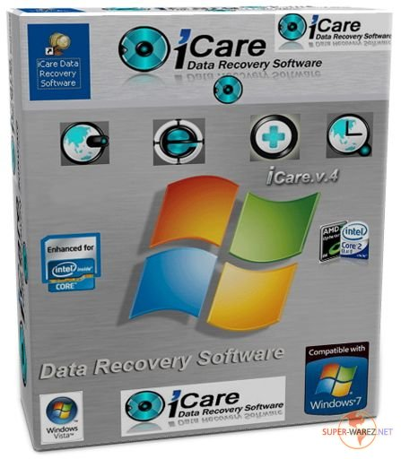 ICare Data Recovery - a program to recover deleted and formatted files