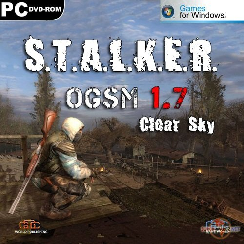 S.T.A.L.K.E.R.: Clear Sky - OGSM - v.1.7 (2011/RUS/RePack by R.G. NoLimits-Team GameS)