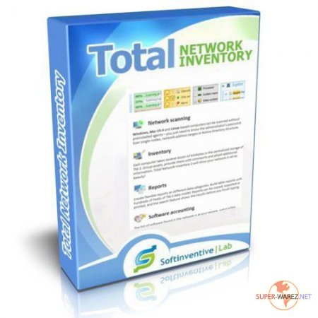 Total Network Inventory v 2.0.0 build 2065