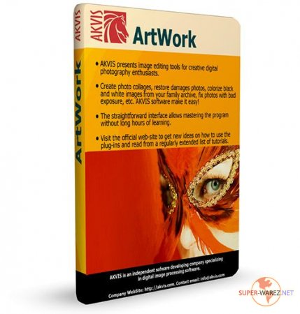 AKVIS ArtWork v 6.0.1491.8030 for Adobe Photoshop