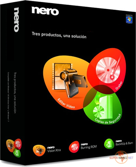 Nero Kwik Media Free 10.6.12200 [Multi/Rus]