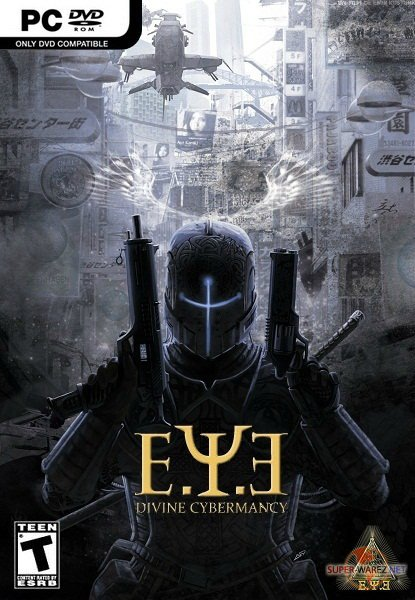 E.Y.E.: Divine Cybermancy (2011/ENG)