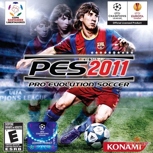 Pro Evolution Soccer 2011 v.3.5 *Russian Super Patch v.1.1* (2011/RUS/RePack by R.G.Packers)