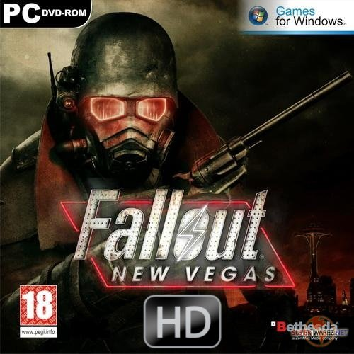 Fallout: New Vegas - Extended HD Edition (upd. 14.08.2011) (2011/RUS/ENG/RePack by cdman)