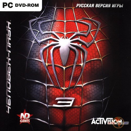 Spider Man 3. The Game / Человек-Паук 3 (2007/RUS/RePack)