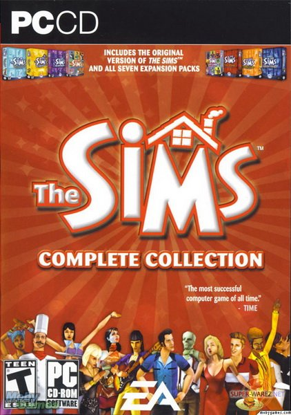 The Sims 3 Collection / The Sims 3 Коллекция (2011/RUS/RePack)