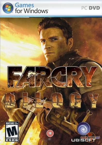 Дилогия Far Cry + DLC Fortune (2008/RUS/Lossless RePack by R.G. Modern)