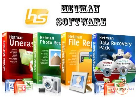 Hetman Data Recovery Pack 4.0 (Eng/Rus)