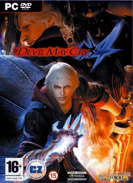 Devil May Cry 4 (2008/ENG/Full RIP)