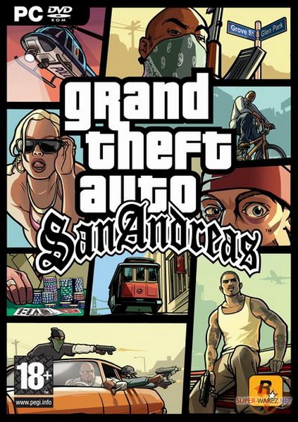 Real GTA San Andreas (Final Update 2012) (2011/RUS)