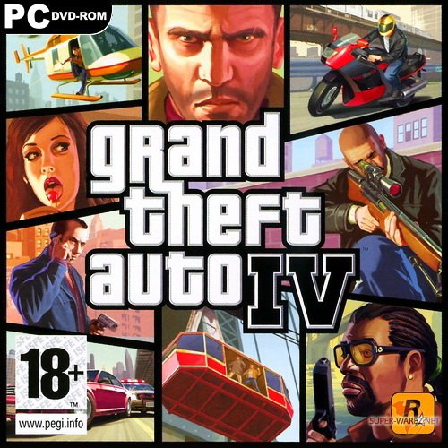 Grand Theft Auto IV (2008/RUS/ENG/RePack)
