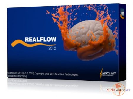 Next Limit RealFlow 2012 v 6.0.0.0055 Portable