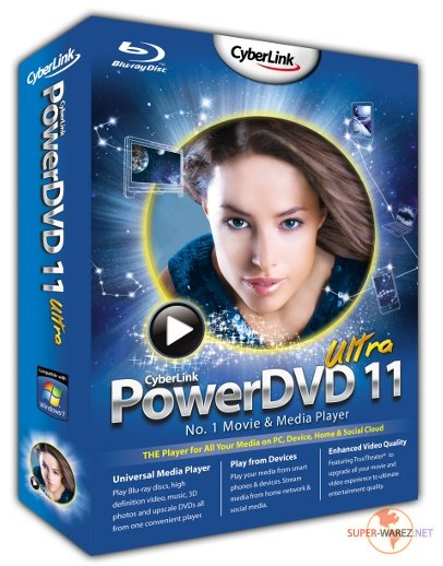 CyberLink PowerDVD Ultra 11.0.2024.53 ML RUS