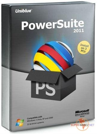 Uniblue PowerSuite 2011 v3.0.4.4