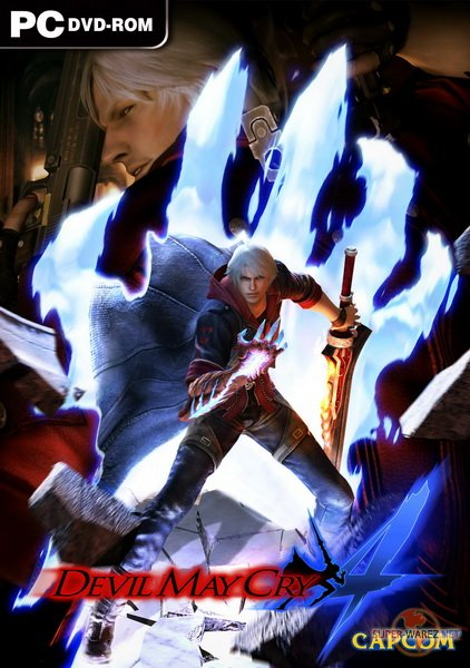Devil May Cry 4 (2008/RUS/ENG/RePack by R.G. Механики)