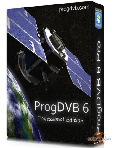 ProgDVB Professional Edition 6.72 Final