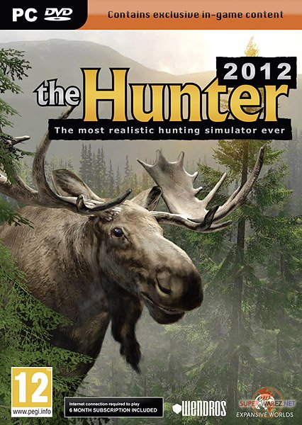 The Hunter 2012 (2011/ENG)