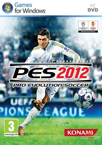 Pro Evolution Soccer 2012 (2011/RUS/ENG/RePack by R.G. ReCoding)
