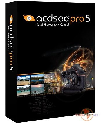 ACDSee Pro 5 Build 110 Final + RUS (RePack by loginvovchyk)