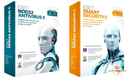 ESET NOD32 Antivirus & Smart Security 5.0.93.15 Final