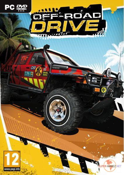 Off-Road Drive (2011/ENG-SKIDROW)