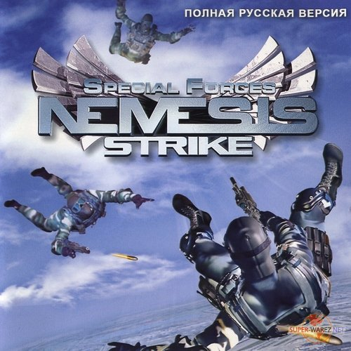 Special Forces: Nemesis Strike / Спецназ. Огонь на поражение (2005/RUS/RePack by MOP030B)