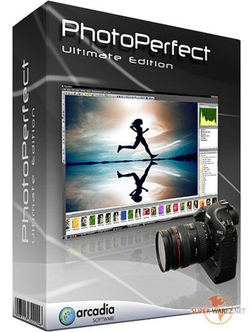 Arcadia Photoperfect 3.20 Build 19 Ultimate + RUS