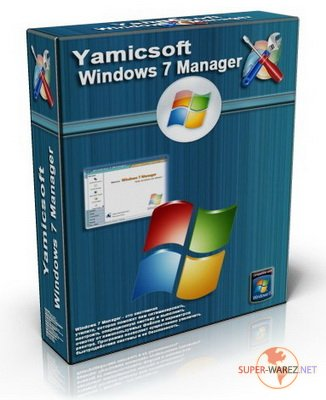 Windows 7 Manager v3.0.1 RePack by KpoJIuK_Labs