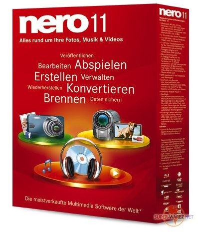 Nero Multimedia Suite 11.0.11000 Multilingual