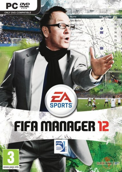 FIFA Manager 12 (2011/ENG/RePack)