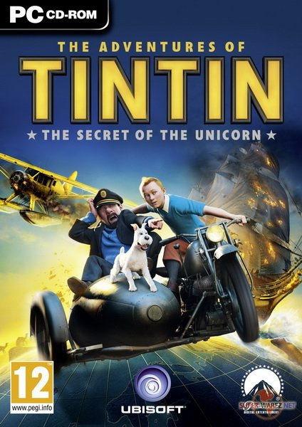 The Adventures of Tintin: The Game (2011/ENG/Multi6)