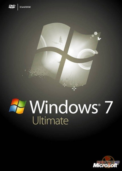 Windows 7 Ultimate SP1 Rus/Eng (x86+x64) 14.10.2011