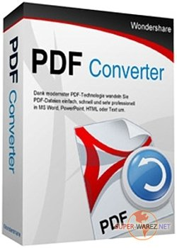 Wondershare PDF Converter 3.0.0.9 ML RUS