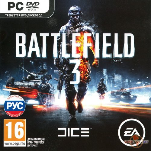 Battlefield 3. Limited Edition (2011/RUS/ENG/RePack)