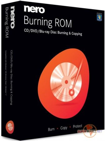 Nero Burning ROM v 11.0.10400