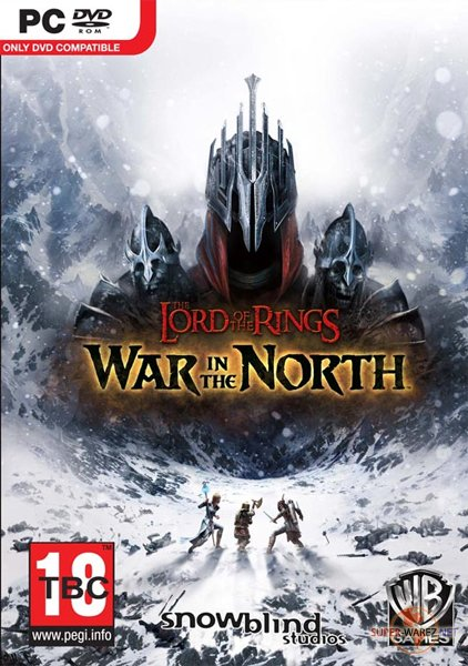 Lord of the Rings: War in the North (2011/RUS/ENG/MULTI10/FULL/RePack)