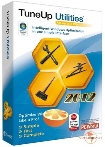 TuneUp Utilities 2012 12.0.2040 RePack by KpoJIuK_Labs