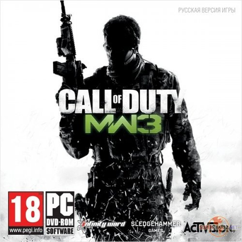 Call of Duty: Modern Warfare 3 (2011/RUS/ENG/FULL/Rip/RePack)