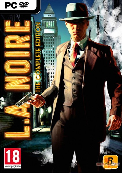 L.A. Noire: The Complete Edition (2011/RUS/ENG/MULTI5/Full/Repack)
