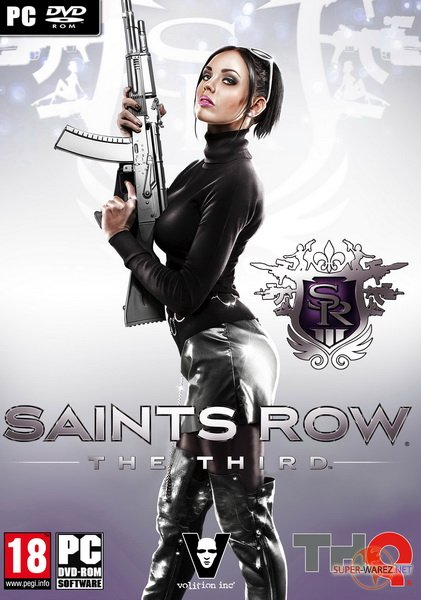 Saints Row: The Third (2011/RUS/ENG-SKIDROW/Full/RePack)