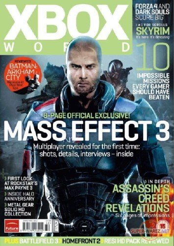 Xbox World №11 (Christmas 2011)
