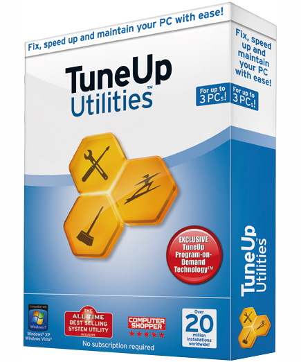 TuneUp Utilities 2012 Build 12.0.2110 (Repack)