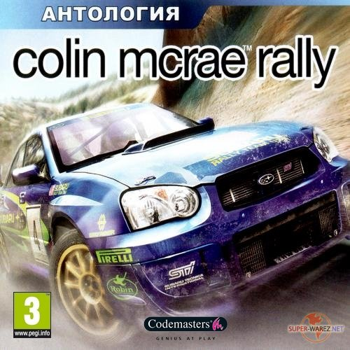 Colin McRae Rally - Антология (2005/RUS/ENG/RePack by R.G.Catalyst)
