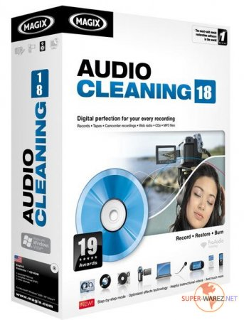 MAGIX Audio Cleaning Lab MX v 18.00